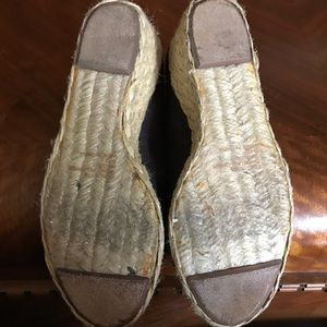 Ralph Lauren Shoes - 🥳5 for $25🤩  Ralph Lauren Peep Toe Wedge Sandals